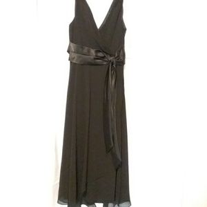 Womens dress by Evan Piconne.  Black dressy, new,